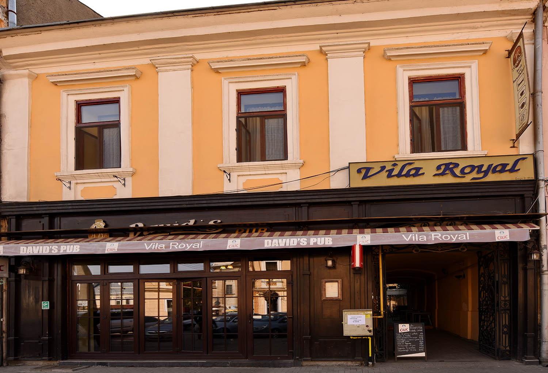 Vila Royal & David's Pub Sighetu Marmatiei
