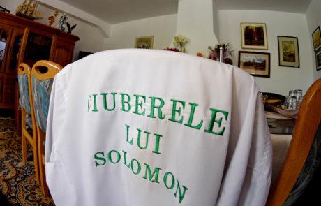 Ciuberele lui Solomon Sapanta - Maramures