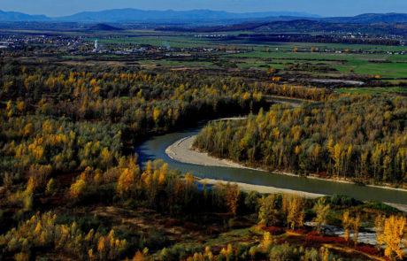 Valea Raului Tisa - Maramures