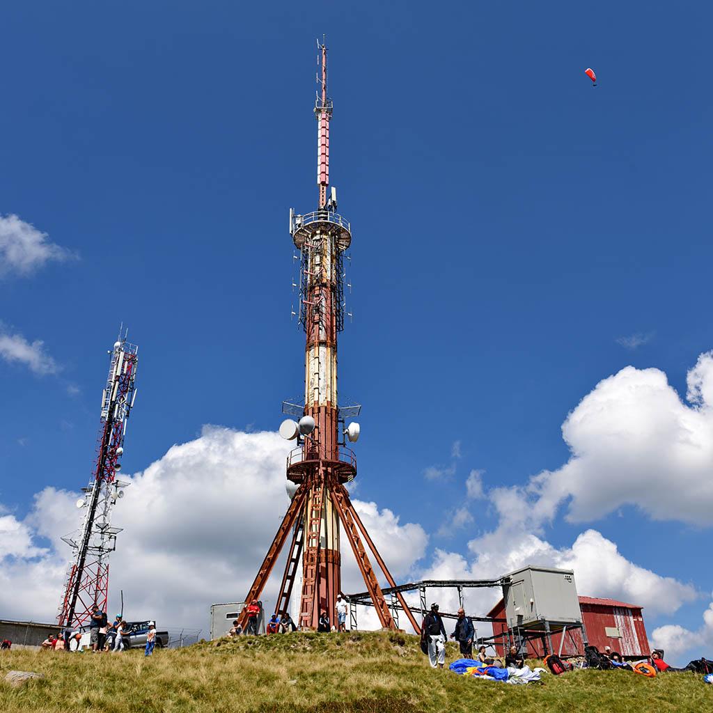 Zboruri cu parapanta in Maramures, Baia Mare