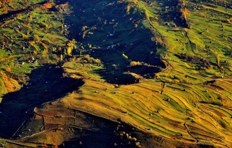 Zboruri de fotografiere in Muntii-Maramuresului