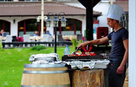 Hotel-Restaurant Gradina Morii, Sighetu Marmatiei