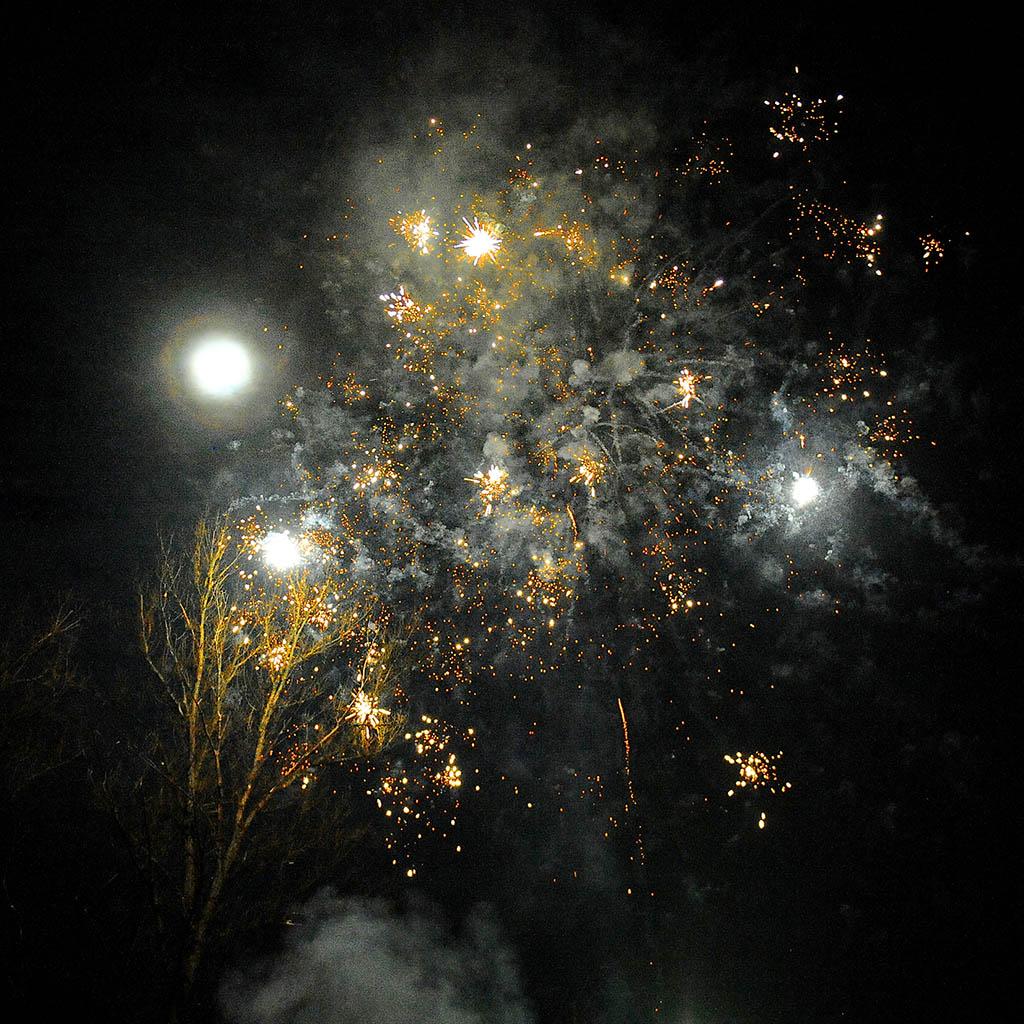 Gradina Morii - Revelion