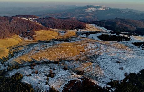 Rezervatia Mlastina Vlasinescu - Muntii Ignis, Maramures