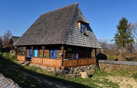 Casa din Vale, Breb, Maramures