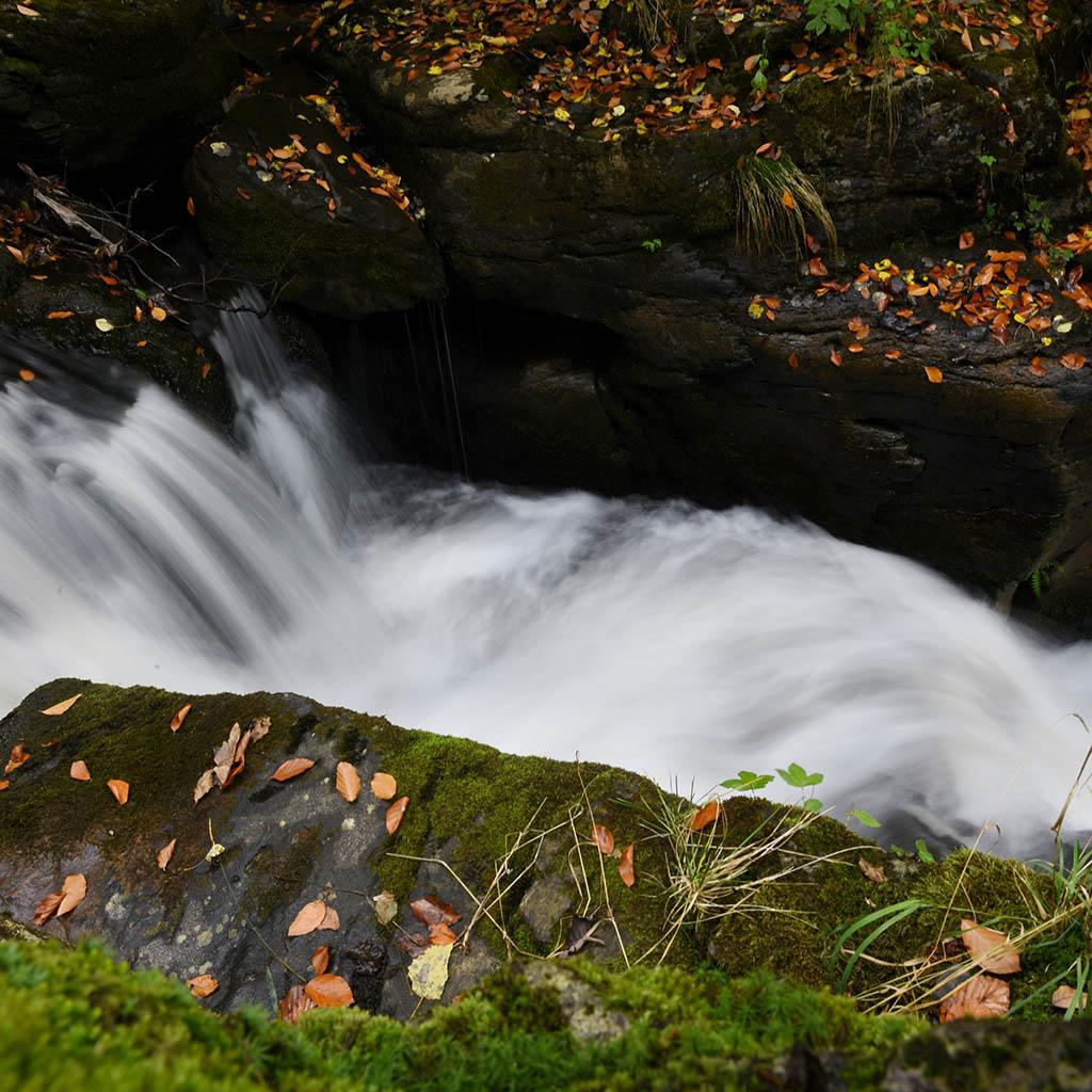 Cascada Sipot - Sapanta, Maramures