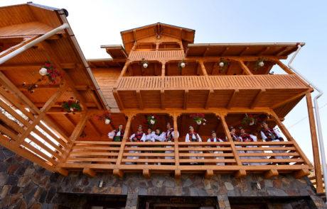 Pensiunea Casa Moroseneasca, sat Sugatag