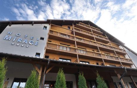 Hotel Mirage, Viseu de Sus